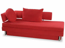 Small Sleeper Sofa Fresh Red Nubo Microfiber Small Space Sleeper Sofa  Stroovi
