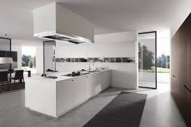Small Picture cheap minimalist kitchen design ideas with white kitchen cabinet