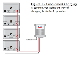 trojan batteries wiring diagram wiring library common method of parallel charging