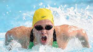 Swimmer Maddie Groves withdraws from ...