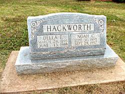 Della Estella Sadler Hackworth (1895-1988) - Find A Grave Memorial