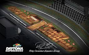 Daytona Supercross Daytona International Speedway