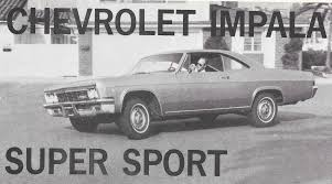 Vintage Review: 1966 Chevrolet Impala Super Sport – Road Test ...