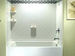 bathtub surrounds tub