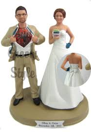 Funny Wedding Cake Toppers Mechanic Then Funny Wedding Cake Toppers