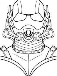 Small Picture 10 Printable Ant Man Coloring Pages For Toddlers Ant Man