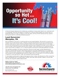 customer service job career news from the memphis public library service experts lead generator flyer middot service experts lead generator flyer 1