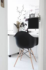 home office white. Office Stylizimo Home White L