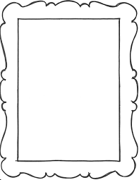 Printable Frame Template Ender Realtypark Co