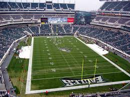 Lincoln Financial Field Section 234 Philadelphia Eagles
