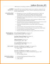New Rn Resume Sample Nurse Practitioner Grad Examples Vozmitut
