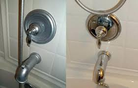 how to clean the shower glass door water spots hard water stains on shower doors remove