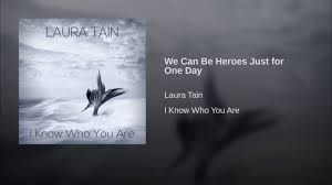 We Can Be Heroes Just for One Day - YouTube
