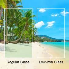 about our hdglass low iron glass