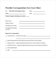 Free Fax Cover Sheet - Cover Letter Samples - Cover Letter Samples
