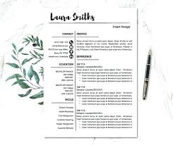 Download Resume Template For Mac Impressive Word Free Mac Resume ...