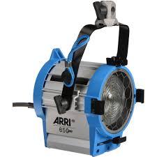 Arri Fresnel Light Arri 650w Plus Tungsten Fresnel 120 240 Vac