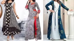 New Design New Fashion Kurti Design Images Photo 2018 Stylish Kurti Design Picture