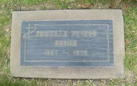 Priscilla Peters Brown (1927-1975) - Find A Grave Memorial