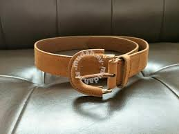 light brown leather belt watches fashion accessories for in klang selangor