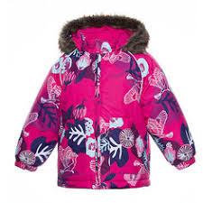 Купить детские <b>куртки</b> для девочек <b>Huppa</b> в интернет-магазине ...