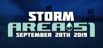 Rust Raid Chart Storm Area 51 September 20th 2019 On Steam
