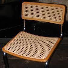 cane chair repair near me. Plain Chair Habitat Chrome Chair This Has Had The Sheet Cane Seat And  Back Panels Repaired Throughout Cane Chair Repair Near Me