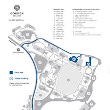 Road closures to pentagon reservation sept. College Maps Gordon College