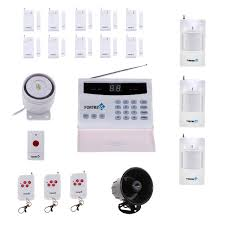 fortress security s02 b wireless home security alarm system