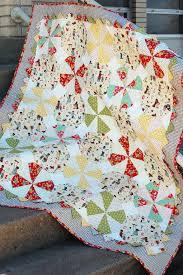 The Ultimate List of 53 Patchwork Quilt Patterns & Prairie Pinwheel Baby Quilt Pattern Adamdwight.com