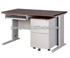 metal office tables. Simple Design Metal Office Table With Drawers And Keyboard Tray/steel Computer Desk Tables