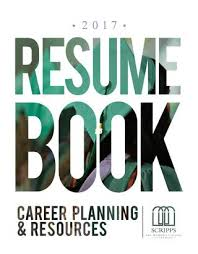 40 Resume Book By Career Planning Resources At Scripps College Awesome Resume Book