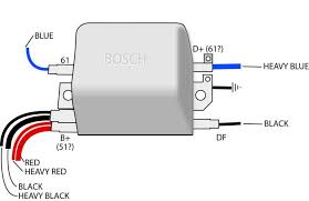 volt voltage regulator diagram wirdig bosch voltage regulator wiring diagram lucas voltage regulator wiring