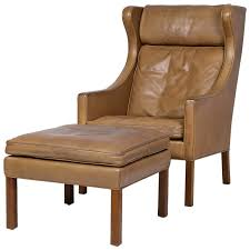 remarkable leather wingback chair with nailhead trim pictures design inspiration
