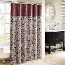 extra long shower curtain canada new designer shower curtains designs direct brooklyn bridge