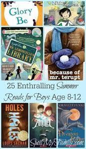 25 enthralling summer books for boys