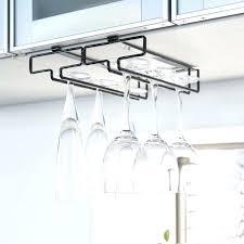 wine glass rack ikea wine glass holder under cabinet hanging wine glass holder ikea