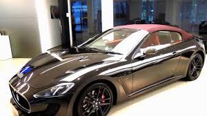 2014 Maserati GranCabrio MC - Test Drive - YouTube