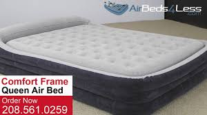 Intex Queen Size fort Frame Air Bed