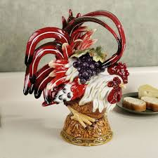 Rooster Kitchen Decor Red Rooster Kitchen Decor Bathroom Design Decor Very Elegant
