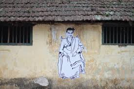 on wall art street names with amazing street art on kochi walls and guesswho s the artist