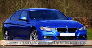 it s also your responsibility to fellow drivers on the road if this is your first time getting an auto insurance quote