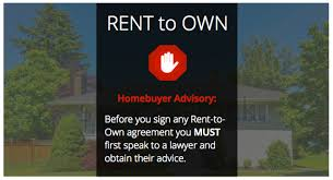 Rent To Own | Horror Stories