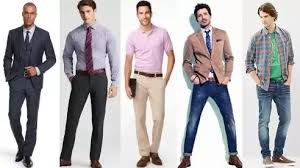 Interview Outfits For Men Charismatic Casual Interview What To Wear Men What To Wear