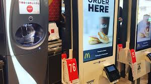 Mcdonalds Vending Machine Delectable McDonald's Launching New Restaurants To Improve Customer Experience