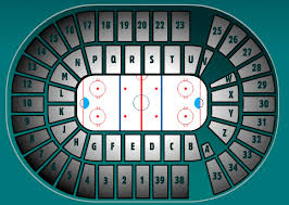 Credit Union Centre Seating Chart