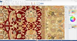 carpet design. Carpet Simulation Design