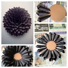 Flower Made In Paper Flower Made From Paper Www Unitednow Com