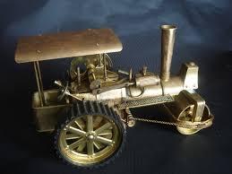 steam trailer steam tractuion engine steam boiler