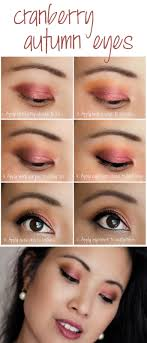 cute little cranberry autumn makeup tutorial lorealbeauty